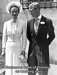 Duchess Duke of Windsor